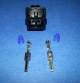 konektor Bosch male-samec 2 pólový sada včetně pinů