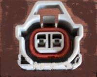 konektor Denso 2 pinový sada