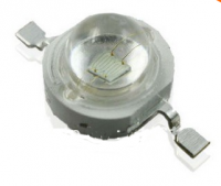 led 3W modrá 430nm