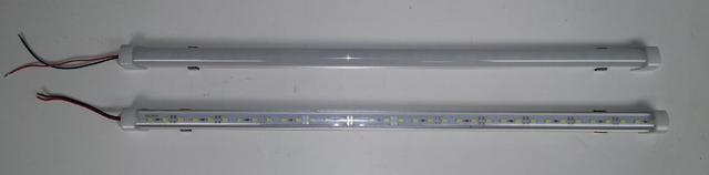 LED světlo 12V 800lm vhodné do karavanu d 50cm
